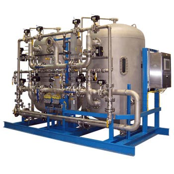 MRO-8H High Efficiency Industrial Reverse Osmosis Systems