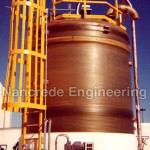 photo for Above Ground Bulk Brine & Salt Tank
