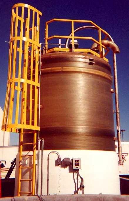 Above Ground Bulk Brine Amp Salt Tank Nancrede Engineering