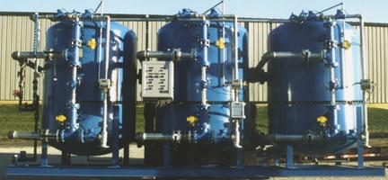 Heavy Duty Steel Industrial Water Softeners