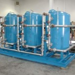 Reverse osmosis for municipal drinking water systems