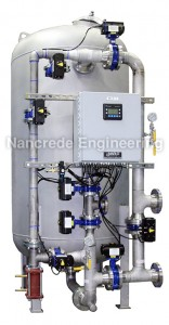 Industrial Condensate Polisher System