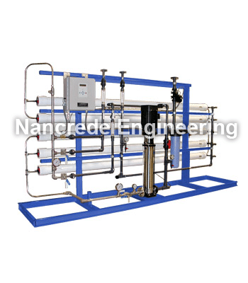 MRO-4-LP Energy Saving Industrial Reverse Osmosis Systems