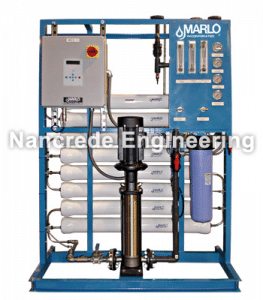 MRO-4H Energy Efficient Industrial Reverse Osmosis  Systems