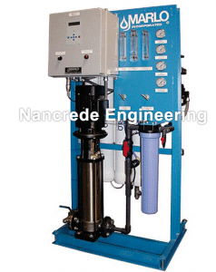 MRO-4V Space Saving Industrial Reverse Osmosis Systems