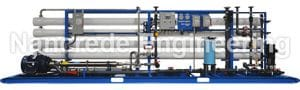Industrial Seawater Reverse Osmosis System
