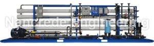 Industrial Seawater Reverse Osmosis System