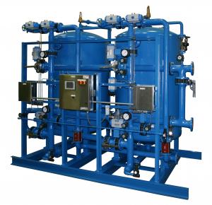 The Nancrede LC Legionella Control water softener